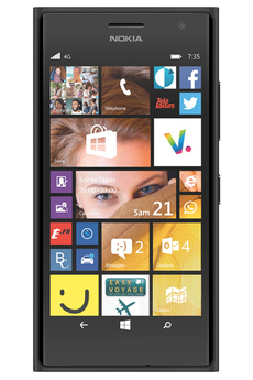 Smartphone LUMIA 735 Dark Grey Nokia