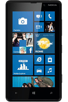 Smartphone LUMIA 820 NOIR Nokia