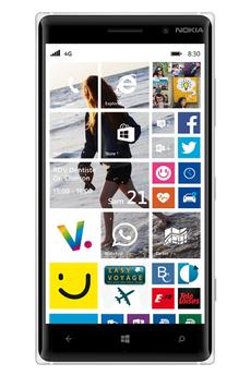 Smartphone LUMIA 830 BLANC Nokia