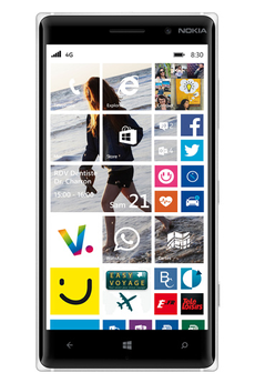 Smartphone Lumia 830 Vert Nokia