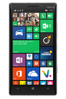 Smartphone LUMIA 930 32 GO ORANGE Nokia