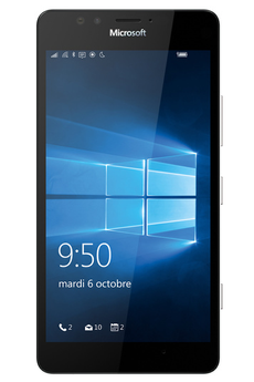 Mobile nu LUMIA 950 BLANC Nokia