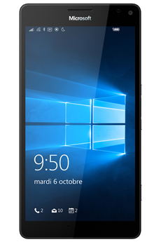 Mobile nu LUMIA 950 XL BLANC Nokia