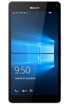 Mobile nu LUMIA 950 XL NOIR Nokia