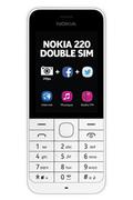 Nokia 220 dual sim blanc