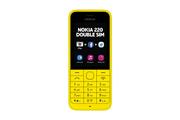 Nokia 220 dual sim jaune
