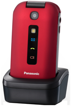 Mobile nu TU329EXREFR ROUGE Panasonic