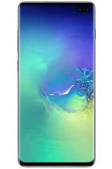 Smartphone Samsung Galaxy S10 Plus Vert 128Go