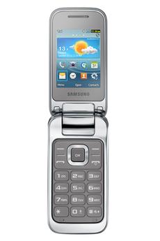 Téléphone GSM SAMSUNG C3590 GRIS