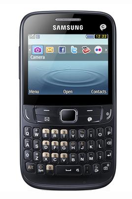 Samsung CH@T 357 NOIR