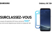 Samsung GALAXY S8 NOIR CARBONE photo 2