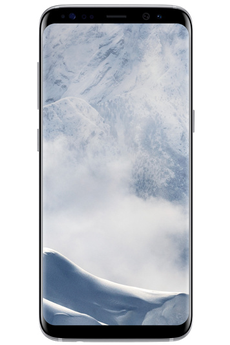 Smartphone GALAXY S8 ARGENT POLAIRE Samsung