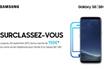 Samsung GALAXY S8 PLUS ARGENT POLAIRE photo 2