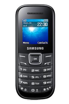 Mobile nu E1200 NOIR Samsung