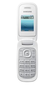 Mobile nu E1270 BLANC Samsung