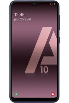 Smartphone Samsung Galaxy A10 32Go bleu