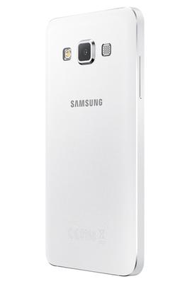 smartphone samsung galaxy a3 blanc galaxy a3 4076800 darty. Black Bedroom Furniture Sets. Home Design Ideas