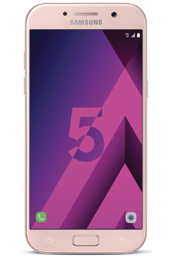 Smartphone samsung galaxy a5 2017 rose 4287339 darty - Portable darty sans abonnement ...