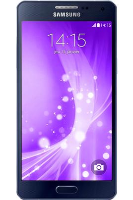 """Le smartphone Samsung Galaxy A5 au design fin et élégant avec sa finition 100% aluminium, répondra à tous vos besoins. Equipé d'un écran 5"""" Super AMOLED, d'un appareil photo de 13 mégapixels, d'un réseau 4G, d'un processeur Quad Core puissant... et b"""
