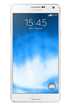 Mobile nu GALAXY A7 BLANC Samsung