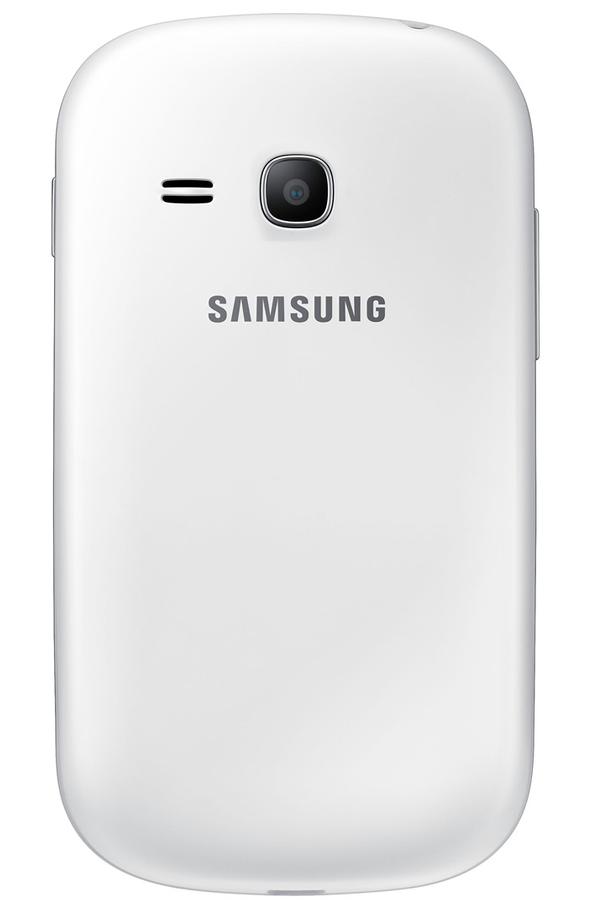 Samsung galaxy fame lite blanc smartphonespaschers - Portable samsung galaxy trend lite blanc ...