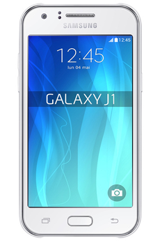 Mobile nu GALAXY J1 BLANC Samsung