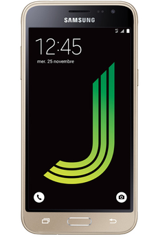 Mobile nu GALAXY J3 2016 OR Samsung