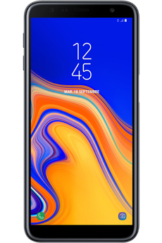 Smartphone Samsung Galaxy J6+ Noir 32 Go