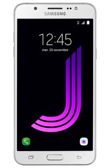 Mobile nu GALAXY J7 2016 BLANC Samsung