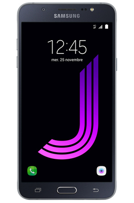 Mobile nu GALAXY J7 2016 NOIR Samsung