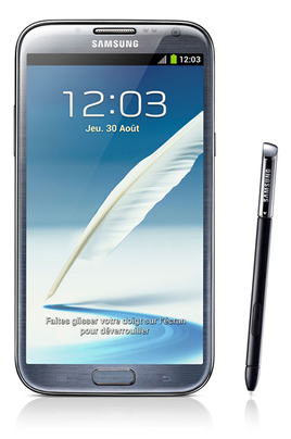 Samsung GALAXY NOTE 2 GRIS
