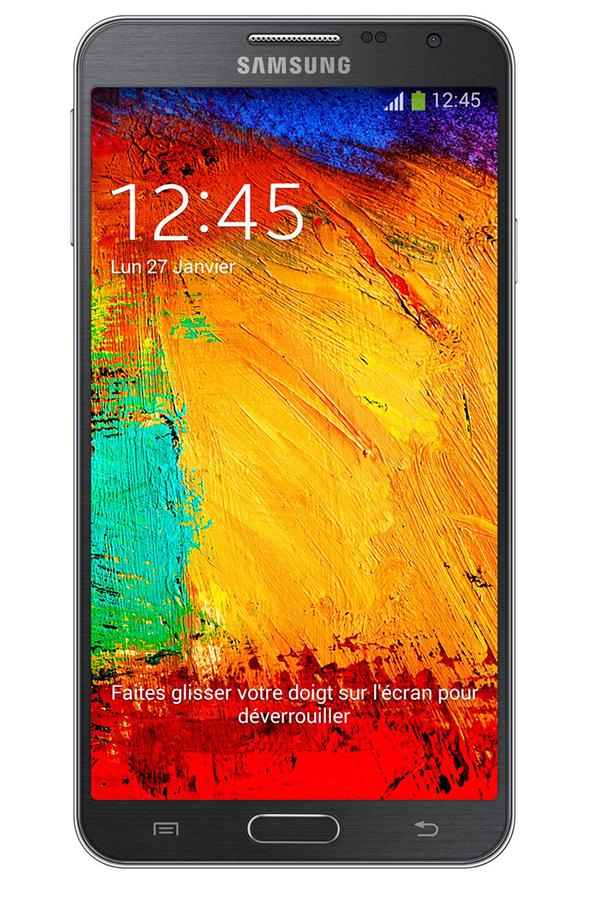 smartphone samsung galaxy note 3 lite noir galaxy note 3 lite 4016262 darty. Black Bedroom Furniture Sets. Home Design Ideas
