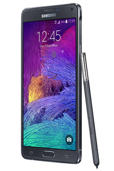 Mobile nu GALAXY NOTE 4 NOIR Samsung