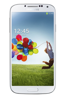 Mobile nu Galaxy S4 Blanc Samsung