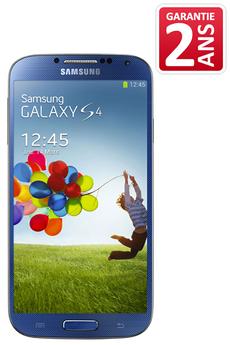Mobile nu Galaxy S4 Bleu Samsung