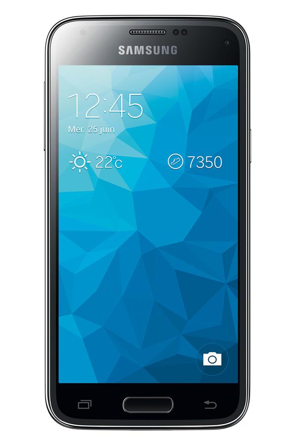 smartphone samsung galaxy s5 mini noir 4034554 darty. Black Bedroom Furniture Sets. Home Design Ideas