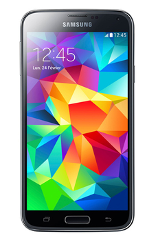 Mobile nu GALAXY S5 NOIR Samsung