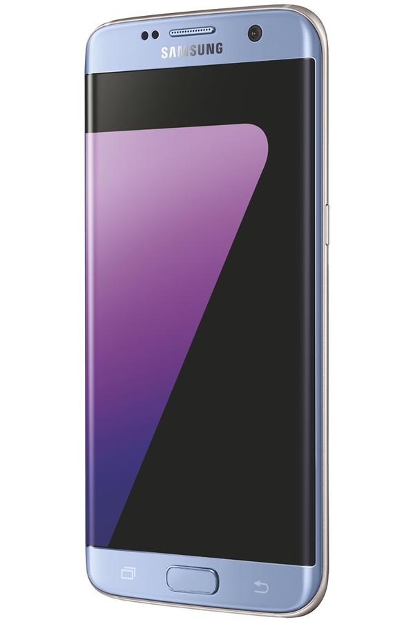 smartphone samsung galaxy s7 edge bleu 4286693 darty. Black Bedroom Furniture Sets. Home Design Ideas