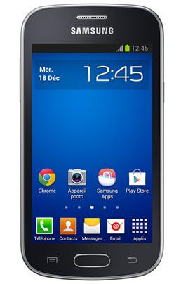 Avis clients pour le produit smartphone samsung galaxy - Avis sur le samsung galaxy trend lite ...