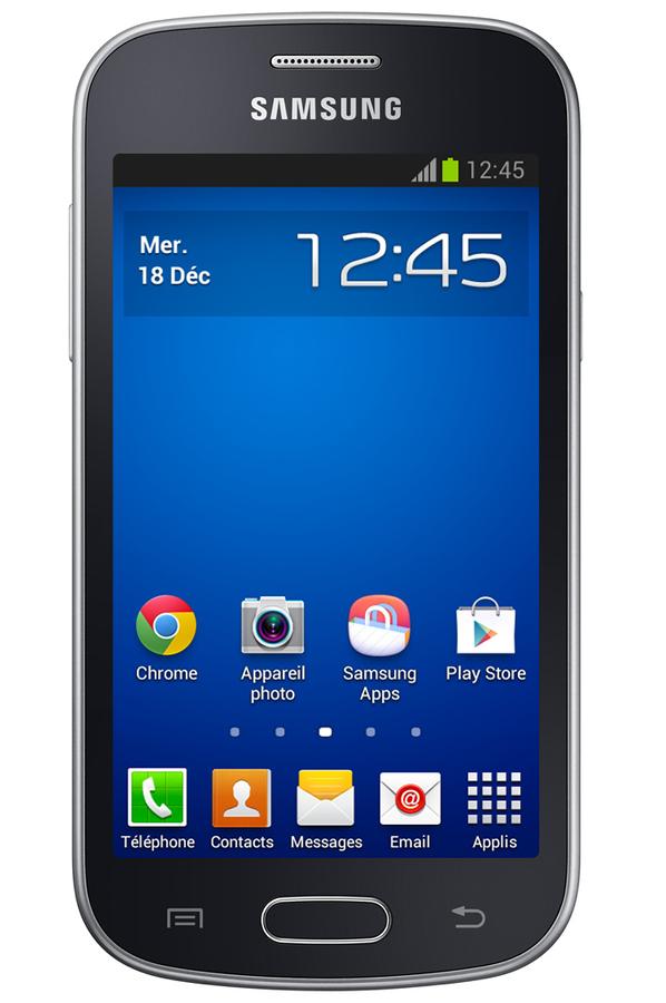 Smartphone samsung galaxy trend lite noir galaxy trend - Avis sur le samsung galaxy trend lite ...