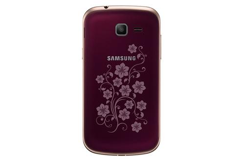 Mobile nu samsung galaxy trend lite fleur galaxy trend lite 4016246 darty - Telephone galaxy trend lite ...
