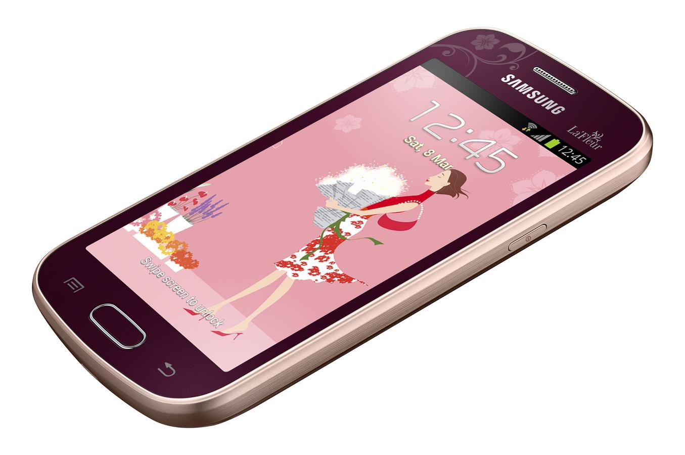 Mobile nu Samsung GALAXY TREND LITE FLEUR GALAXY TREND LITE (4016246