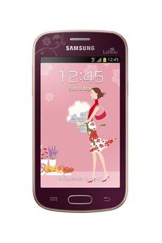 Pack smartphone samsung gts7390mrzxef hous - Telephone portable samsung galaxy trend lite ...