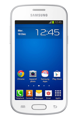 Mobile nu samsung galaxy trend lite blanc galaxy trend - Samsung galaxy trend lite appareil photo ...