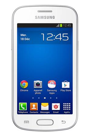 Smartphone samsung galaxy trend lite blanc galaxy trend lite darty - Ecran samsung galaxy trend lite ...