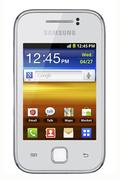Samsung Galaxy Y Blanc