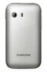 Samsung Galaxy Y Noir/Argent photo 2