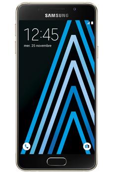 Mobile nu GALAXY A3 2016 OR Samsung