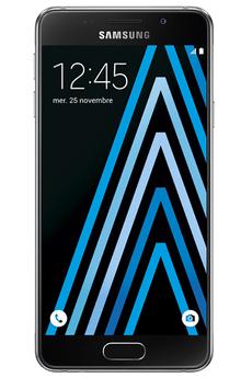Mobile nu GALAXY A3 2016 NOIR Samsung