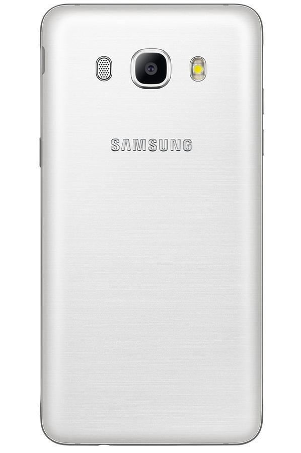 smartphone samsung galaxy j5 2016 blanc galaxy j5 2016 4251962 darty. Black Bedroom Furniture Sets. Home Design Ideas
